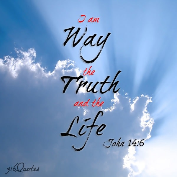 Way, Truth and Life