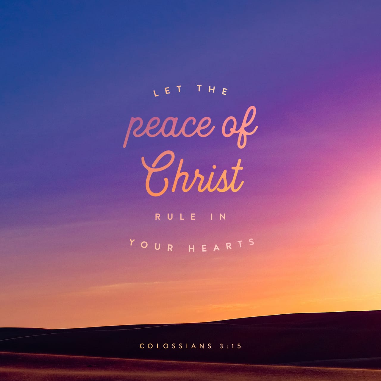 Peace of Christ featured